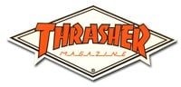 Thrasher Diamond Logo 4.5