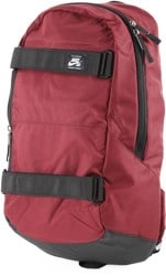 Nike SB Courthouse Backpack - dark team red/black/white