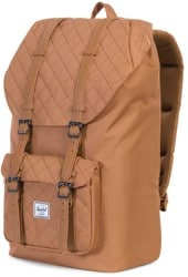 Herschel Supply Little America Backpack - quilted caramel