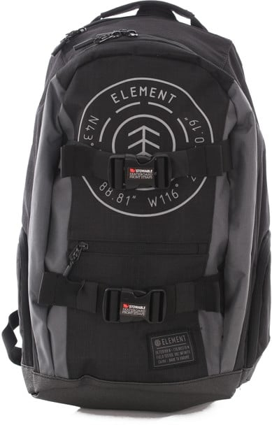 Element Mohave Backpack - black stone - view large