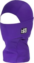 BlackStrap The Kids Hood Balaclava - deep purple