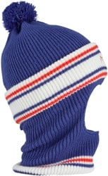 Analog Double D Beanie - blue 107