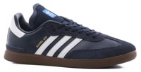 Adidas Samba ADV Skate Shoes - collegiate navy/footwear white/gum5