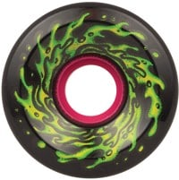 Santa Cruz Slime Balls Skateboard Wheels - black (78a)