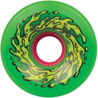 Santa Cruz Slime Balls Skateboard Wheels - green (78a)