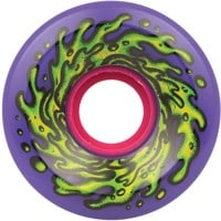 Santa Cruz Slime Balls Skateboard Wheels - purple (78a)
