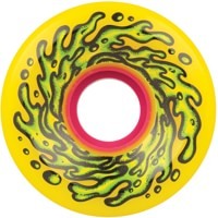 Santa Cruz Slime Balls Skateboard Wheels - yellow (78a)