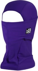 BlackStrap The Hood Balaclava - deep purple