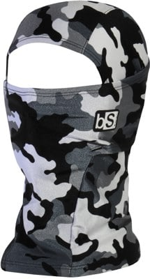 BlackStrap The Hood Balaclava - snow issue camo - view large