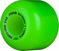 Powell Peralta Mini-Cubic Skateboard Wheels - green (95a)