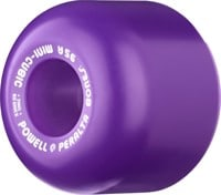 Powell Peralta Mini-Cubic Skateboard Wheels - purple (95a)