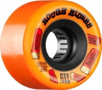 Bones ATF Rough Riders Skateboard Wheels - shotgun orange (80a)