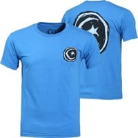 Foundation Star & Moon T-Shirt - royal