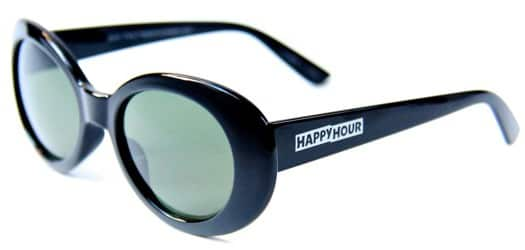 Happy Hour Beach Party Sunglasses - black/g15 lens - view large