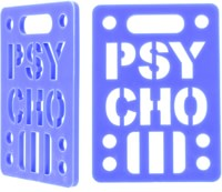 Vision Psycho Shock Risers - blue