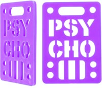 Vision Psycho Shock Risers - purple