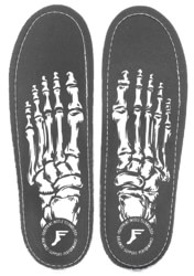 Footprint Kingfoam Orthotics 6mm Insoles - skeleton black