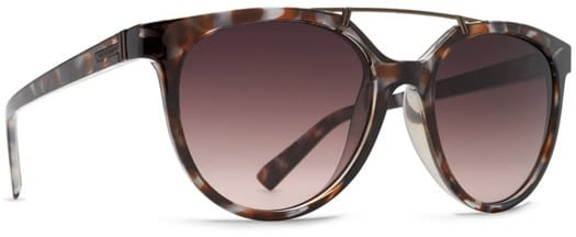 Von Zipper Hitsville Sunglasses - quartz tort/brown gradient lens - view large