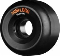 Mini Logo A-Cut Skateboard Wheels - black (101a)