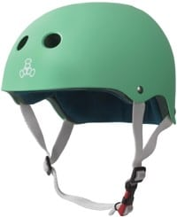 Triple Eight THE Certified Sweatsaver Skate Helmet - mint rubber