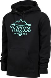 Tactics Three Peaks Hoodie - black