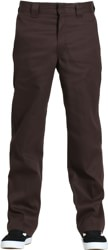 Dickies 874 Flex Work Pants - dark brown