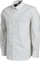 Volcom Oxford Stretch L/S Shirt - white