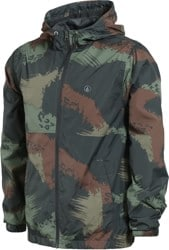 Volcom Ermont Windbreaker - multi