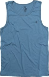 Volcom Solid Heather Tank - wrecked indigo