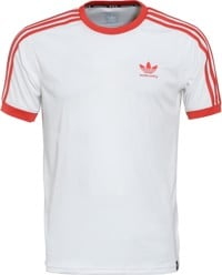 Adidas Clima Club Jersey - white/trace scarlet
