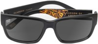 MADSON Classico Santa Cruz Polarized Sunglasses - black jason jesse sungod/grey polarized lens