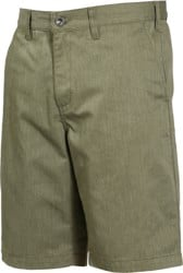 RVCA Americana Shorts - burnt olive
