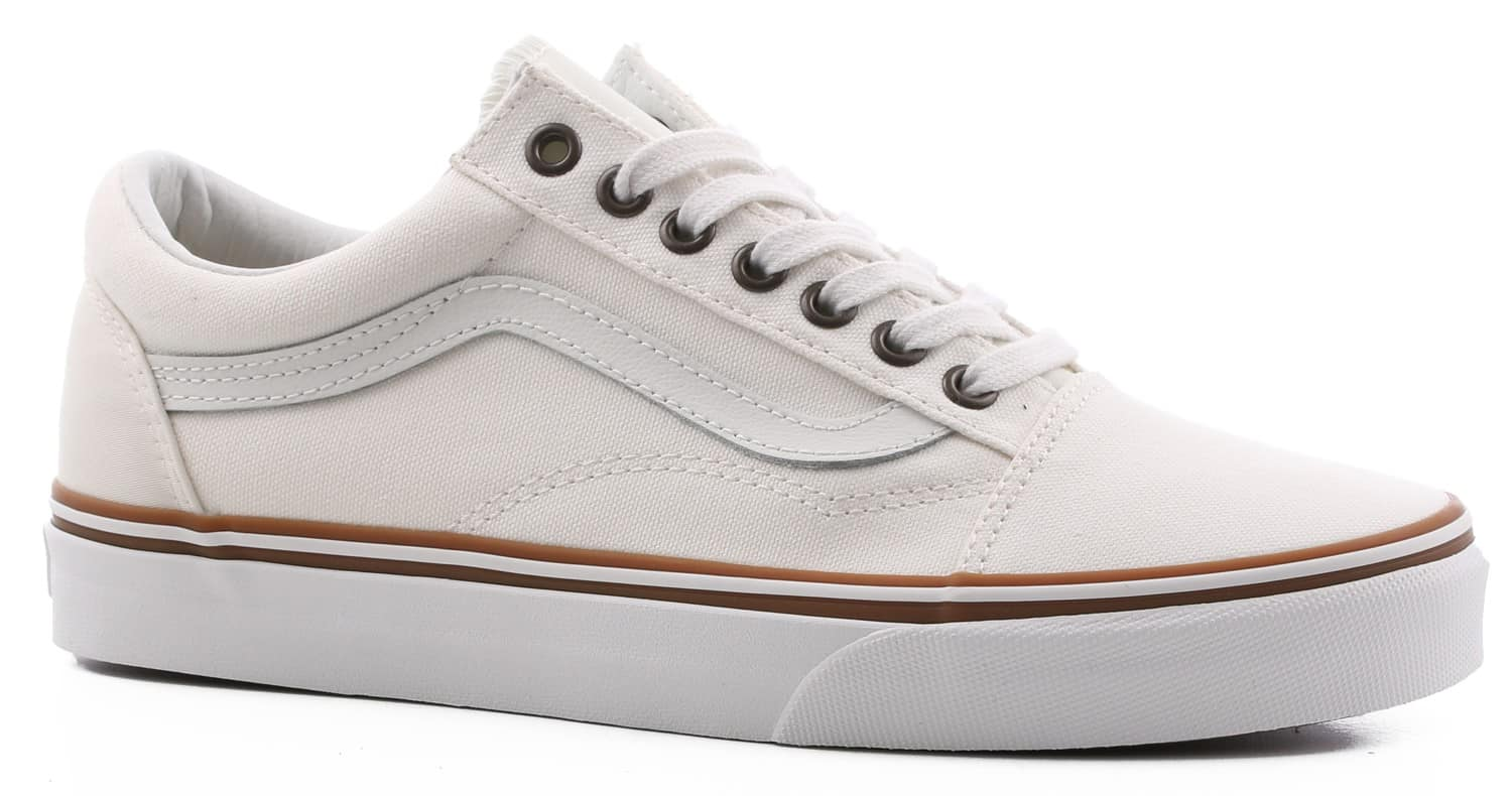 vans women 39 s old skool shoes sun faded blanc de blanc blanc de blanc free shipping. Black Bedroom Furniture Sets. Home Design Ideas