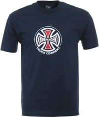 Independent Truck Co. T-Shirt - navy