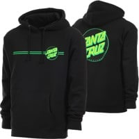 Santa Cruz Other Dot Hoodie - black/green