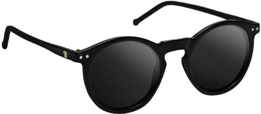 Glassy Tim Tim Premium Polarized Sunglasses - matte black - view large