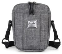Herschel Supply Cruz Crossbody - raven crosshatch