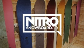 Nitro Snowboards 2019 | Photo Preview & Reviews