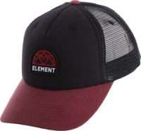 Element Icon Mesh Trucker Hat - total eclips