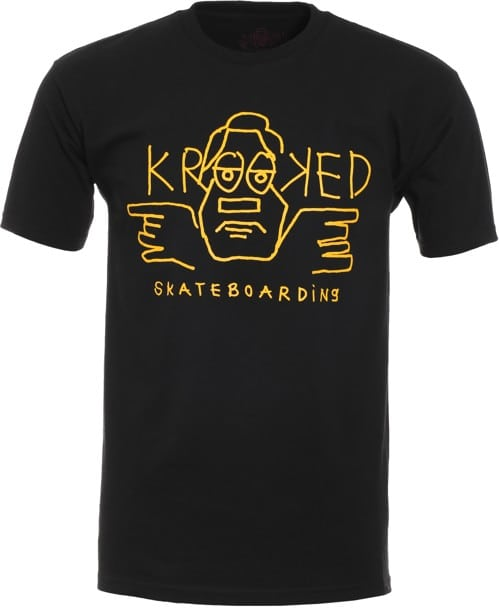 Krooked Arketype Dude T-Shirt - view large