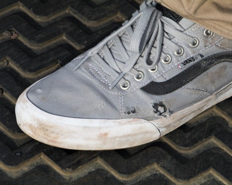 40468b8c4c3 Vans Chima Pro 2 Skate Shoes Wear Test Review | Tactics