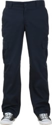 Dickies Regular Straight Cargo Pants - dark navy