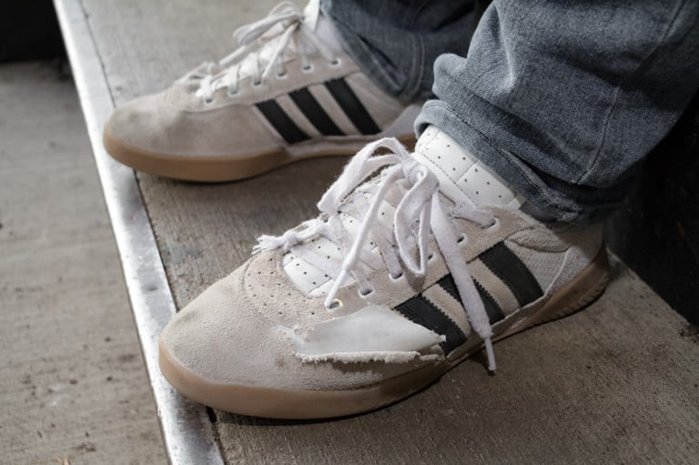 adidas city cup shoe white