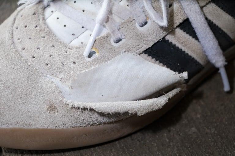 c29d61fd3bb Adidas City Cup Skate Shoes Wear Test Review