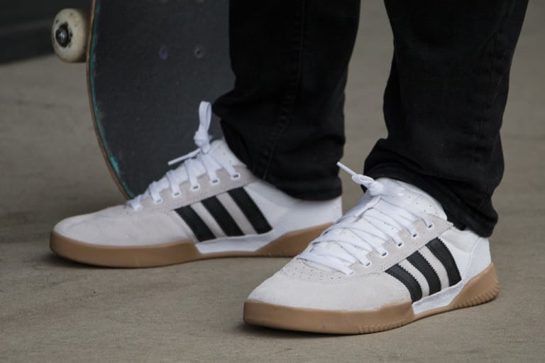 Adidas City Cup Skate Shoes Wear Test