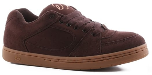 eS Accel OG Skate Shoes - chocolate/gum - view large