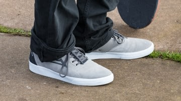 Lakai Bristol Skate Shoes Wear Test Review