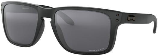 Oakley Holbrook XL Polarized Sunglasses - matte black/prizm black polarized lens - view large