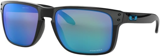 Oakley Holbrook XL Sunglasses - polished black/prizm sapphire lens - view large