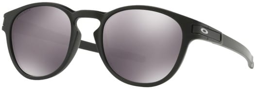 Oakley Latch Sunglasses - matte black/prizm black lens - view large